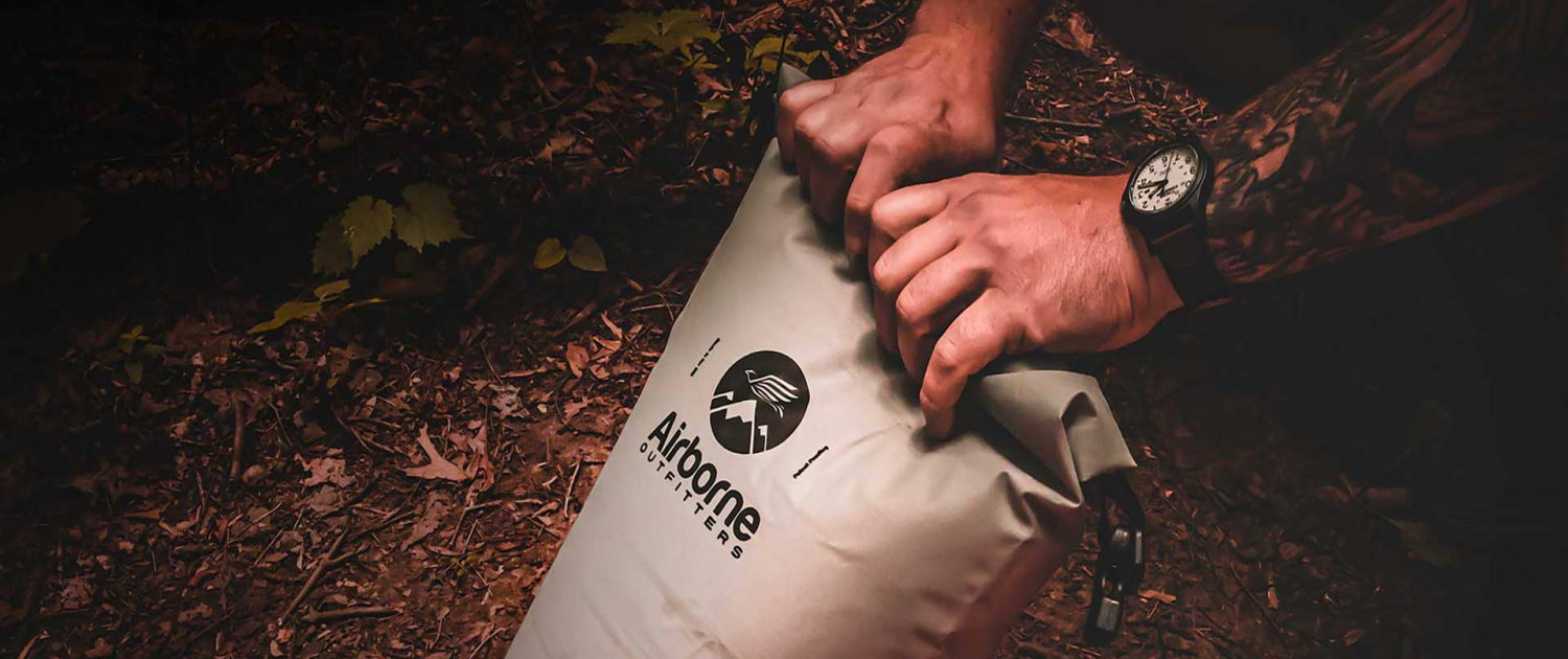 airborne outfitters - bitteroot dry bag